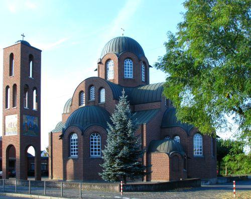 Orthodoxe Kirchengebäude im deutschsprachigen Raum