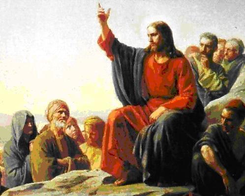 Bergpredigt Seligpreisungen